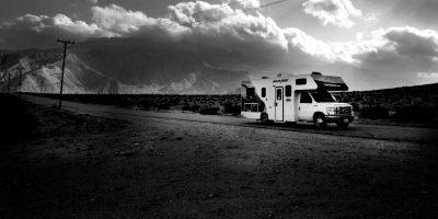 Reclamefotografie voor Jan Doets en Cruise America
