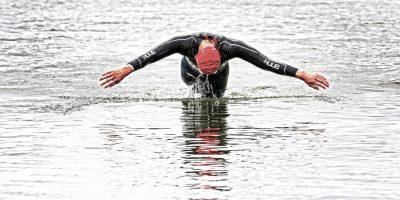 Reclamefotografie voor website 'Iron man Nederland' Hoorn