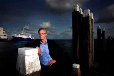 Fotografie ondernemers voor Noord Holland Noord, Nederlands bodemonderzoek, Texel
